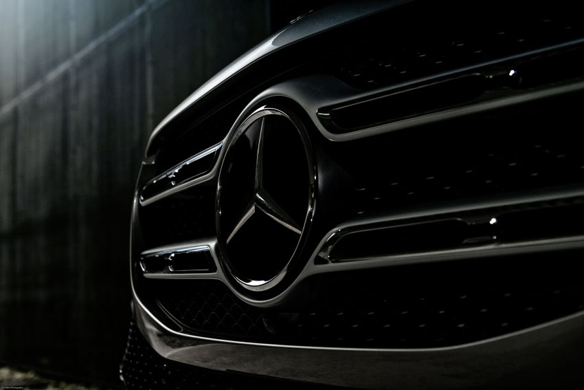 V167 Mercedes-Benz GLE debuts with 48V mild hybrid inline-six, MBUX, new styling, E-Active Body Control Image #859485