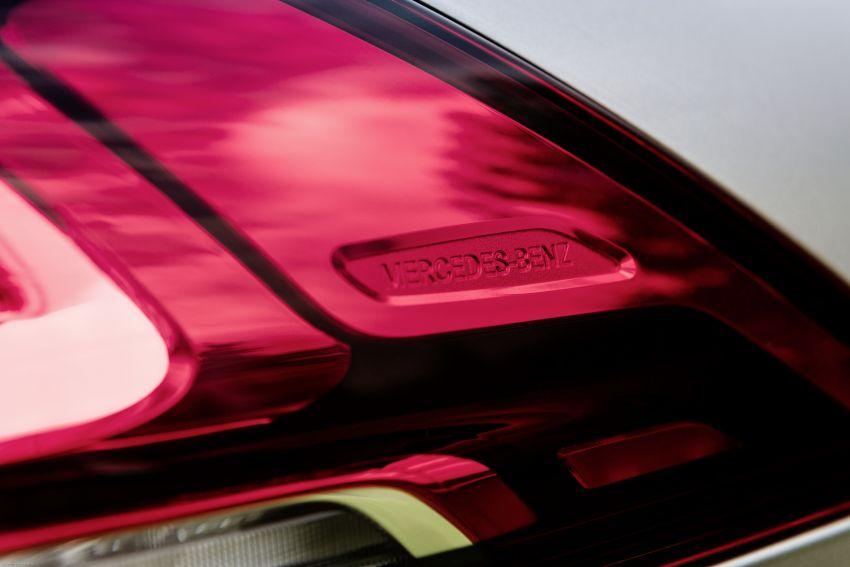 Mercedes-Benz GLE W167 diperkenal dengan pilihan enjin hibrid ringkas 48V enam silinder, sistem baru Image #860012