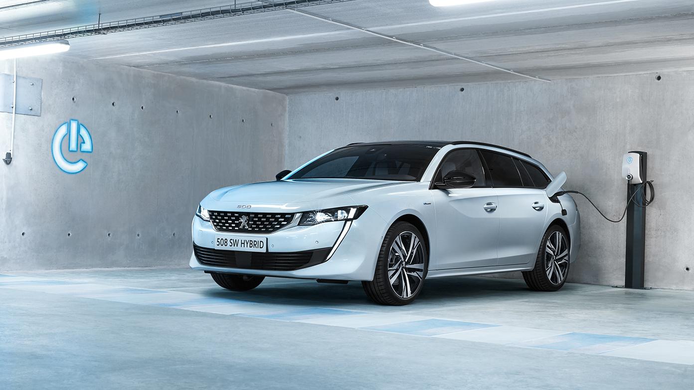 Plug In Hybrid >> Peugeot 508, 508 SW Hybrid and 3008 GT Hybrid4 debuts – 1 ...