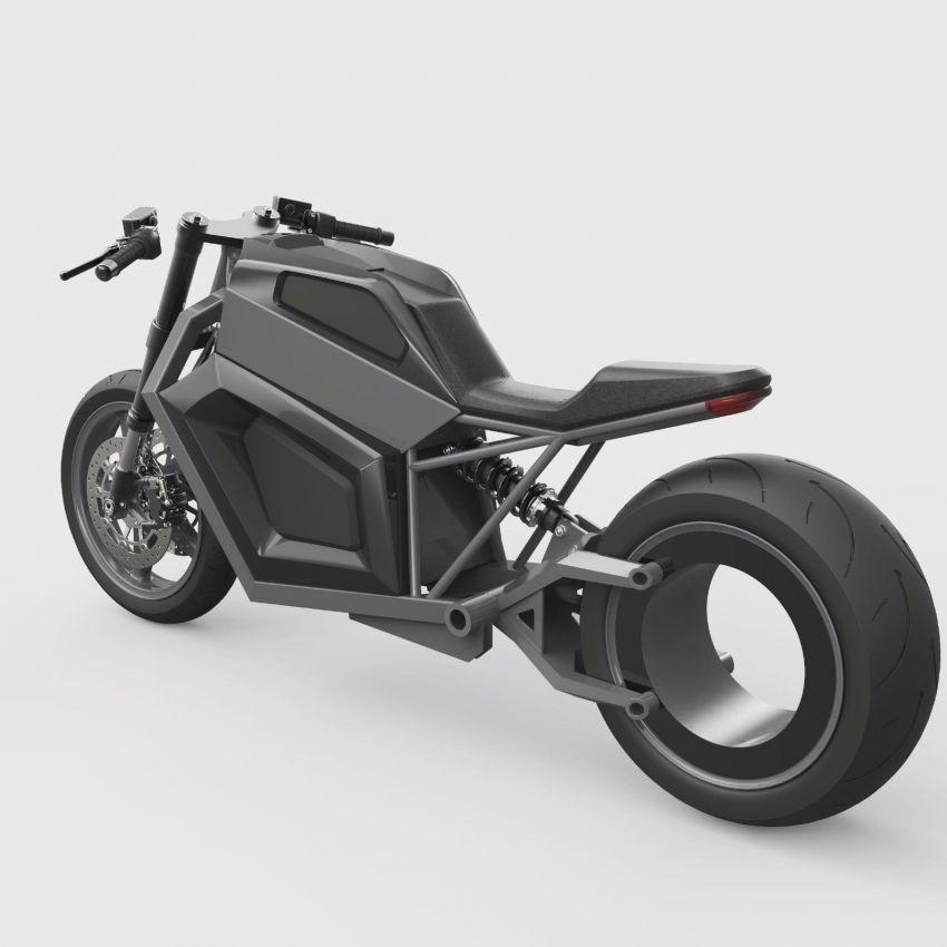 RMK E2 hubless e-bike gets 160 km/h, 300 km range Image #860218