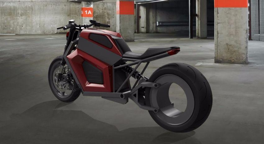 rmk e2 hubless e bike gets 160 km h 300 km range. Black Bedroom Furniture Sets. Home Design Ideas