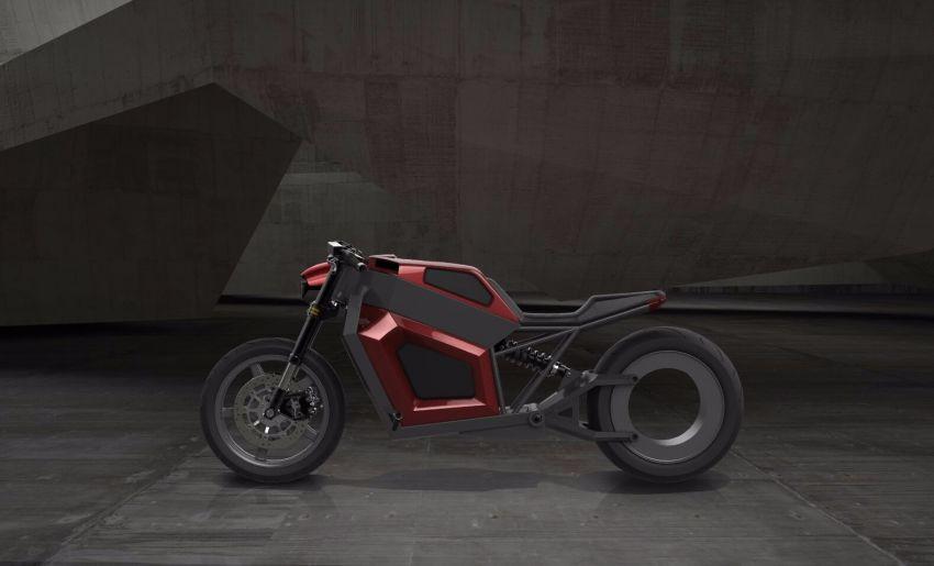 RMK E2 hubless e-bike gets 160 km/h, 300 km range Image #860226