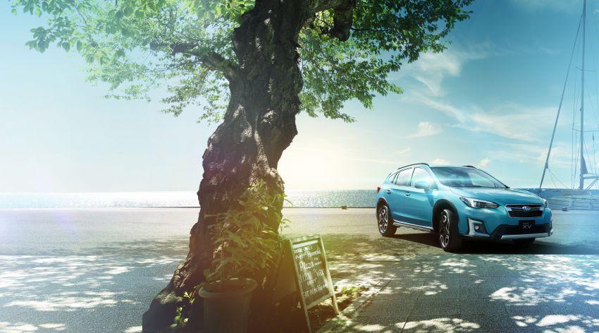 Subaru XV e-Boxer 2019 diperkenalkan di Jepun Image #860470