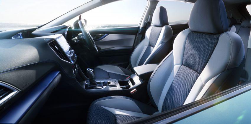 Subaru XV e-Boxer 2019 diperkenalkan di Jepun Image #860472