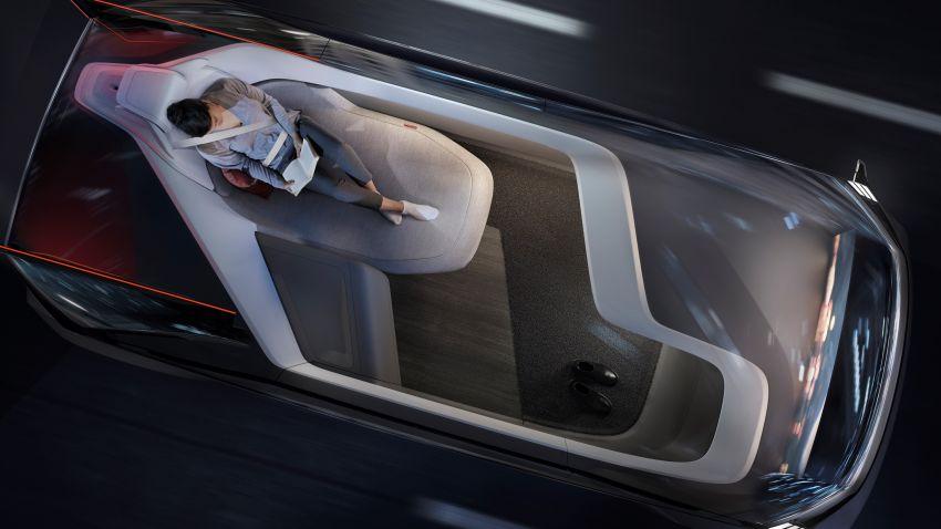 Volvo 360c autonomous concept – a rival to air travel Image #858146