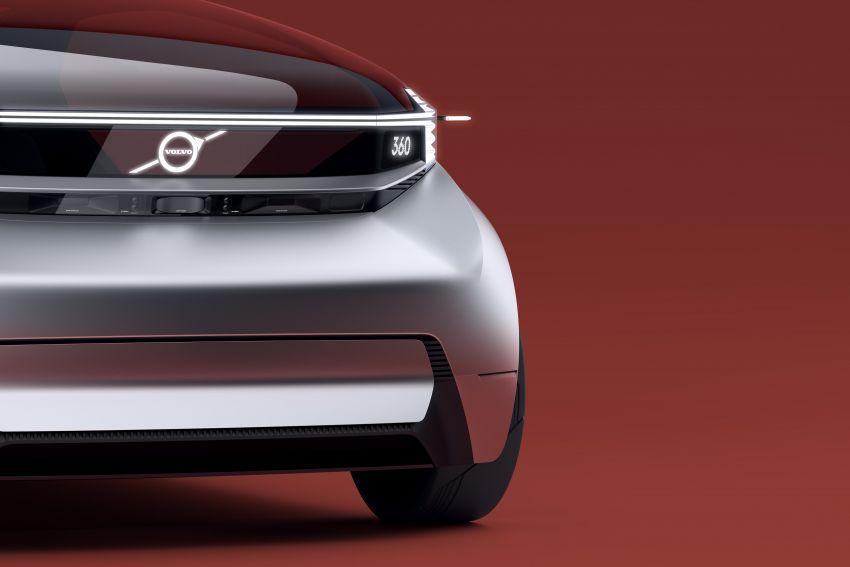 Volvo 360c autonomous concept – a rival to air travel Image #858157