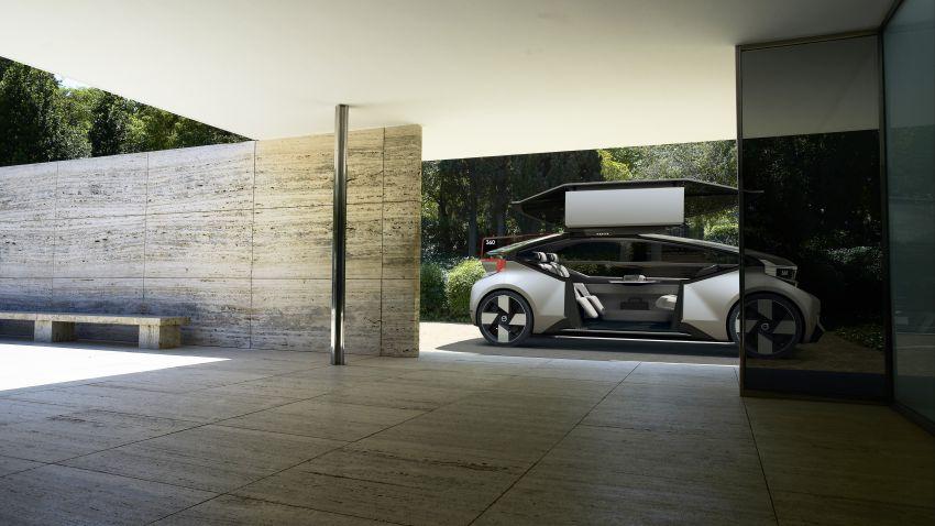 Volvo 360c autonomous concept – a rival to air travel Image #858165