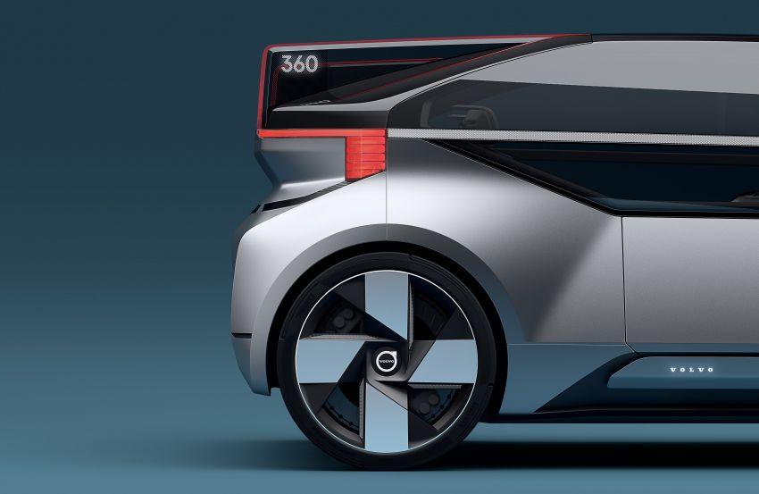Volvo 360c autonomous concept – a rival to air travel Image #858171