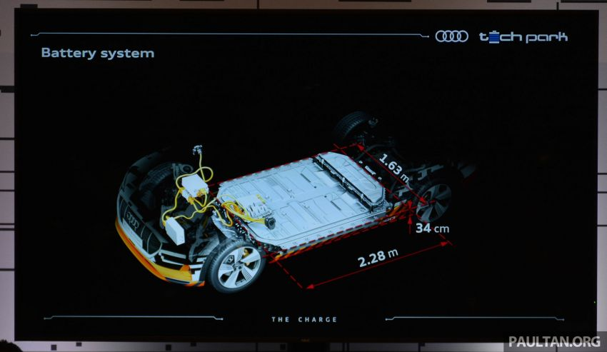 Audi e-tron celebrates global debut in San Francisco – brand's first series production, all-electric SUV Image #861814