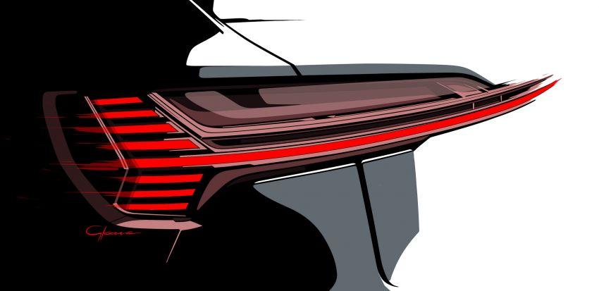 Audi e-tron buat penampilan global – SUV elektrik produksi pertama daripada Audi, kuasa 355 hp/561 Nm Image #863234