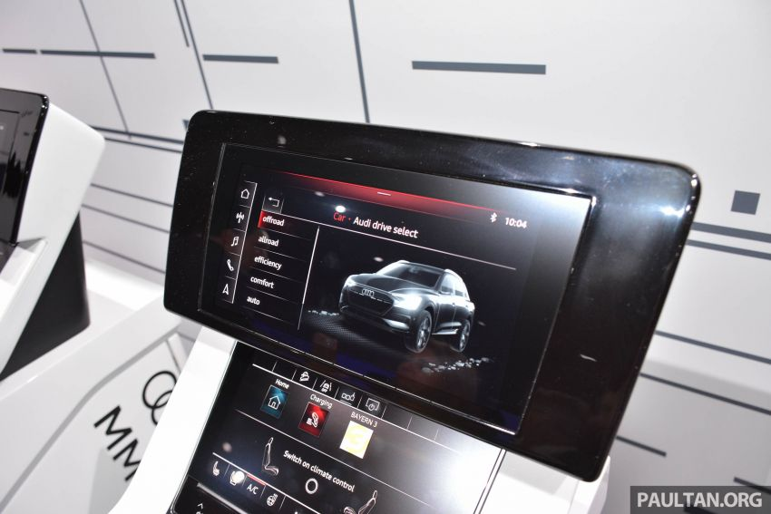 Audi e-tron celebrates global debut in San Francisco – brand's first series production, all-electric SUV Image #861846