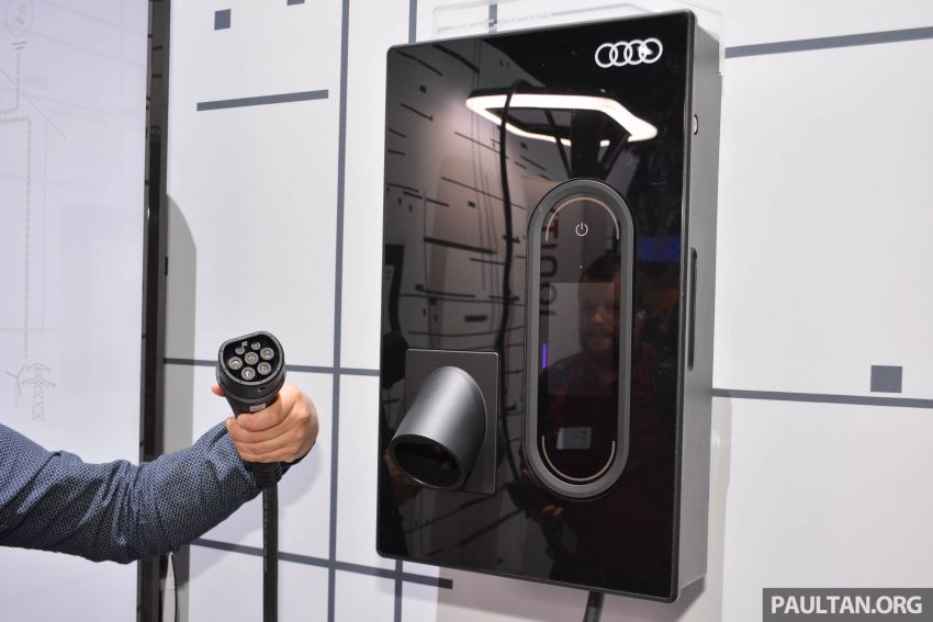 Audi e-tron celebrates global debut in San Francisco – brand's first series production, all-electric SUV Image #861867