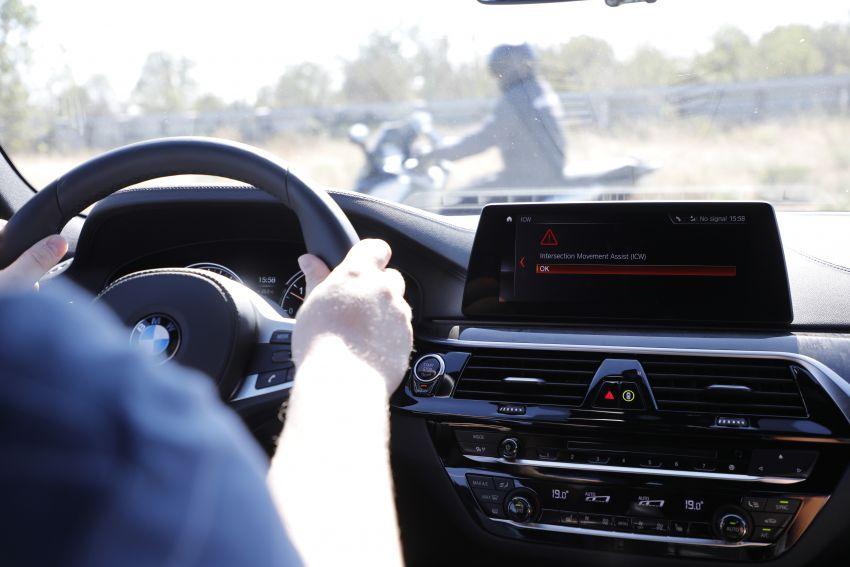 VIDEO: BMW Motorrad previews autonomous bike Image #860440