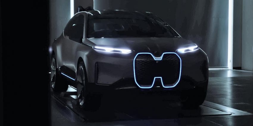 Local Market Tool >> BMW Vision iNEXT teased ahead of official reveal