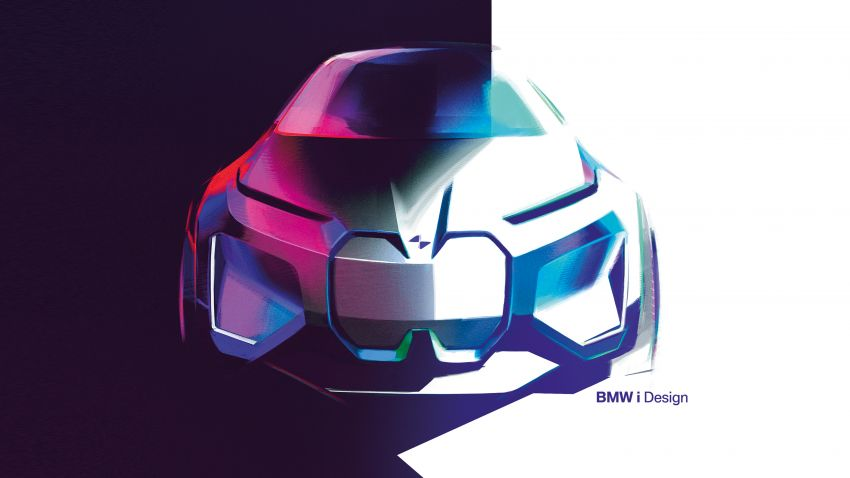 BMW Vision iNEXT previews all-electric SUV for 2021 Image #862165