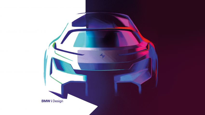 BMW Vision iNEXT previews all-electric SUV for 2021 Image #862176