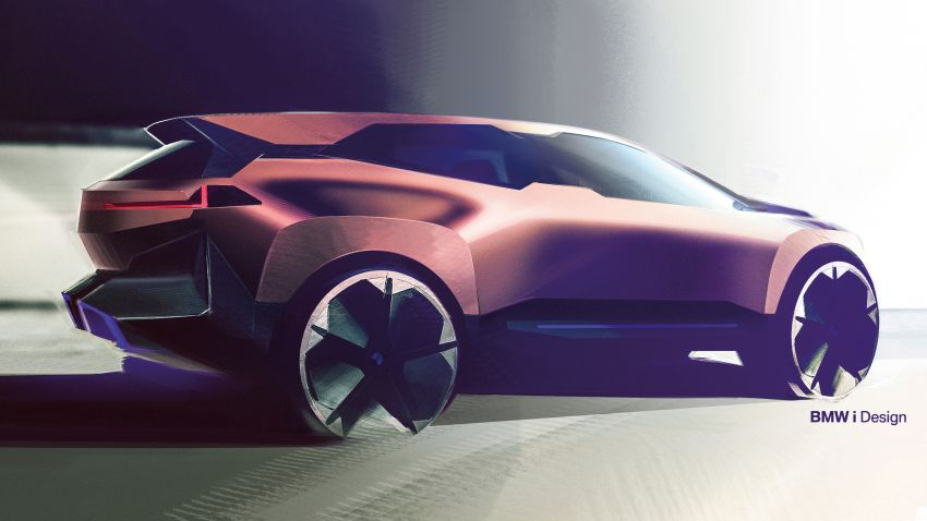 BMW Vision iNEXT previews all-electric SUV for 2021 Image #862177