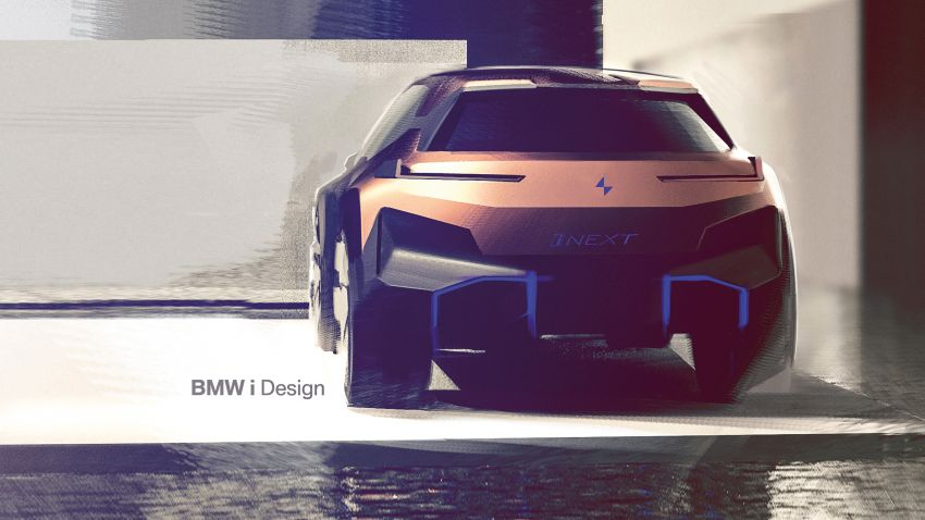 BMW Vision iNEXT previews all-electric SUV for 2021 Image #862178
