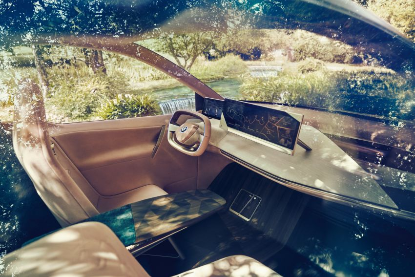 BMW Vision iNEXT previews all-electric SUV for 2021 Image #862300