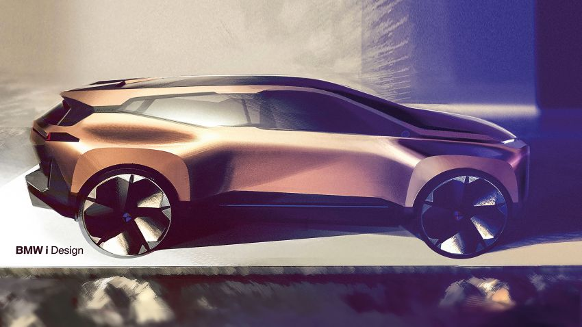 BMW Vision iNEXT previews all-electric SUV for 2021 Image #862168