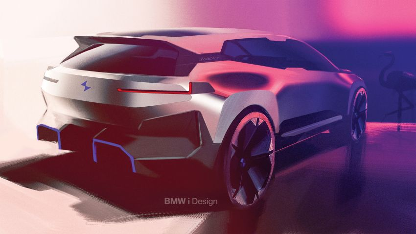 BMW Vision iNEXT previews all-electric SUV for 2021 Image #862310
