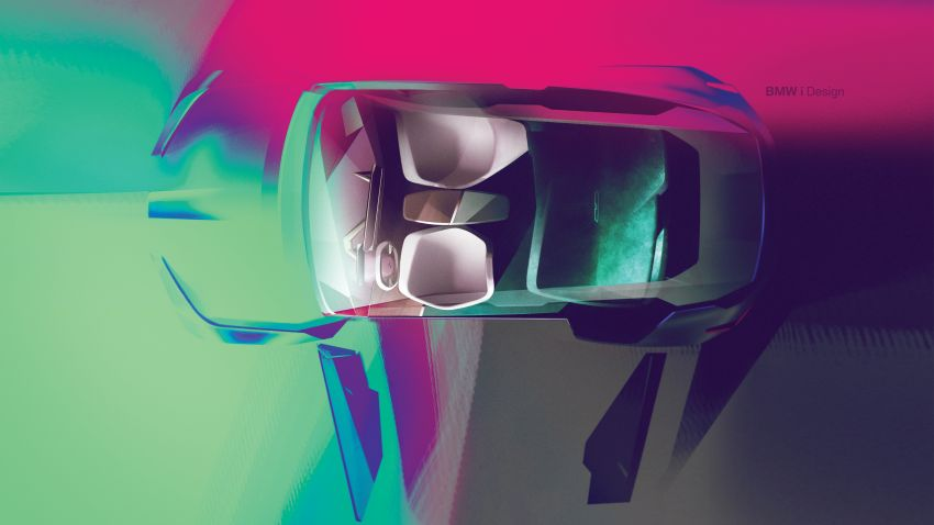 BMW Vision iNEXT previews all-electric SUV for 2021 Image #862311