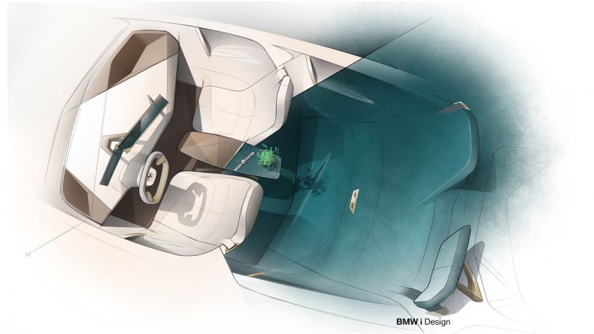 BMW Vision iNEXT previews all-electric SUV for 2021 Image #862169