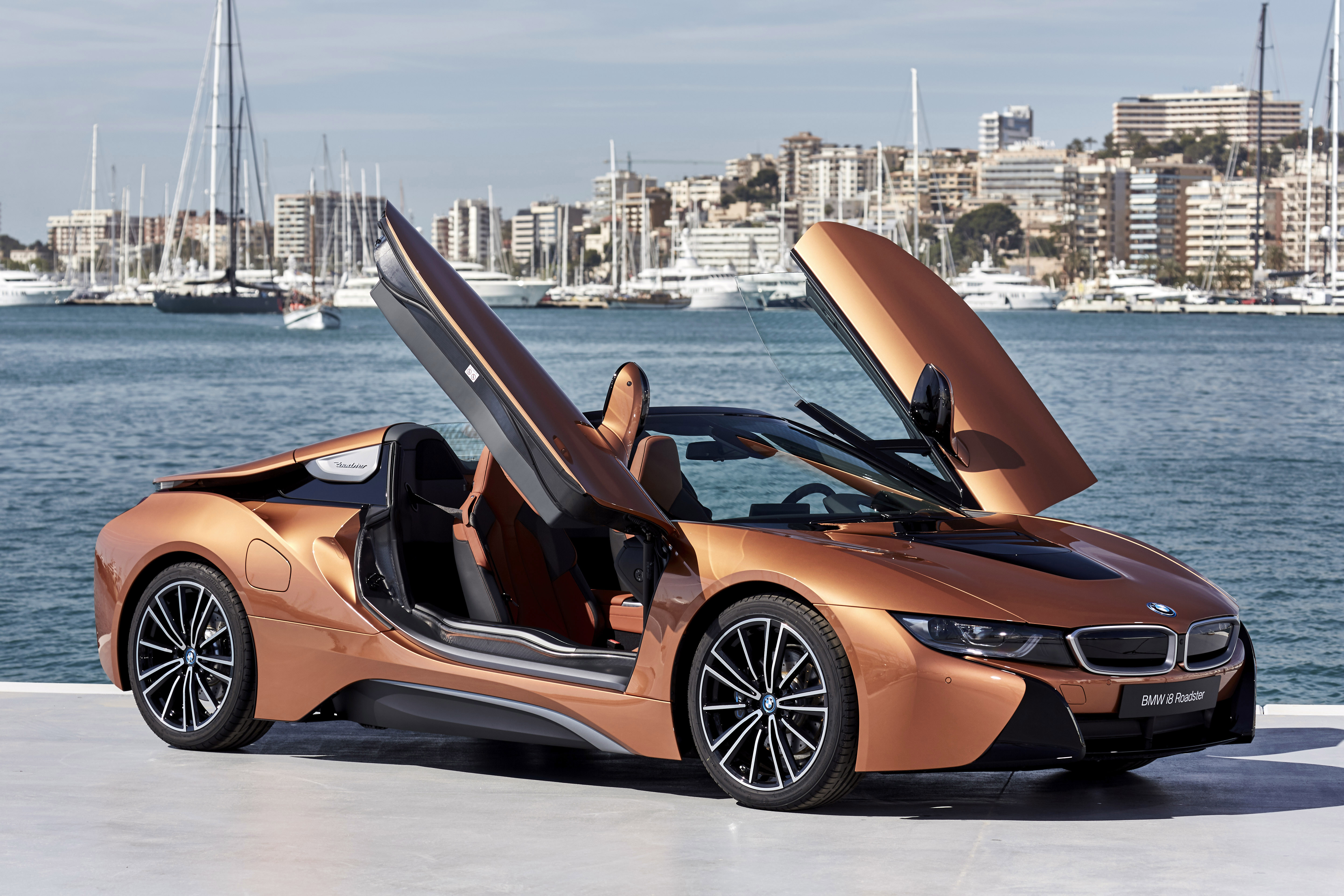 Bmw I8 Roadster Launched In Malaysia Rm1 5 Million Paul Tan
