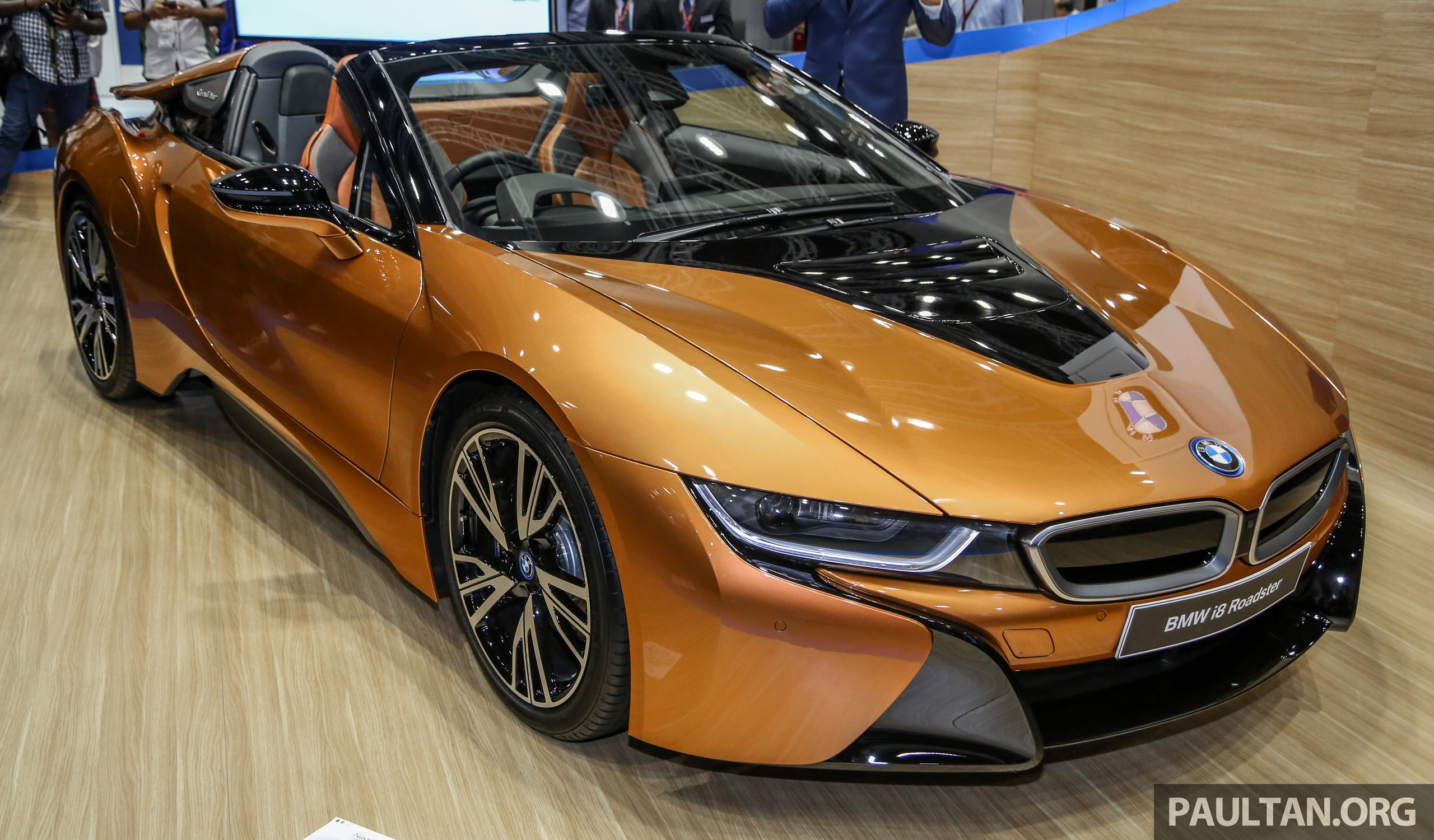 Bmw I8 Roadster Launched In Malaysia Rm1 5 Million Paultan Org