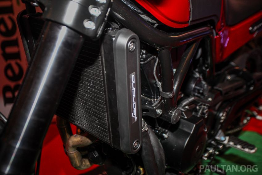 2019 Benelli Leoncino Trail scrambler, RFS150i Limited Edition <em>kapchai</em> and TRK 502X adventure previewed Image #860568