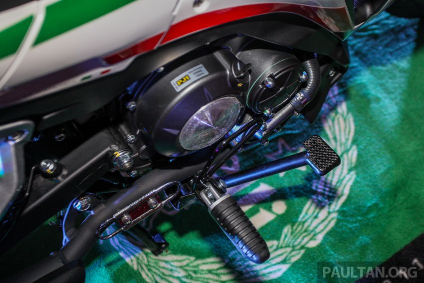 2019 Benelli Leoncino Trail scrambler, RFS150i Limited Edition <em>kapchai</em> and TRK 502X adventure previewed Image #860624
