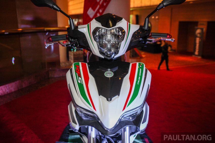 2019 Benelli Leoncino Trail scrambler, RFS150i Limited Edition <em>kapchai</em> and TRK 502X adventure previewed Image #860608