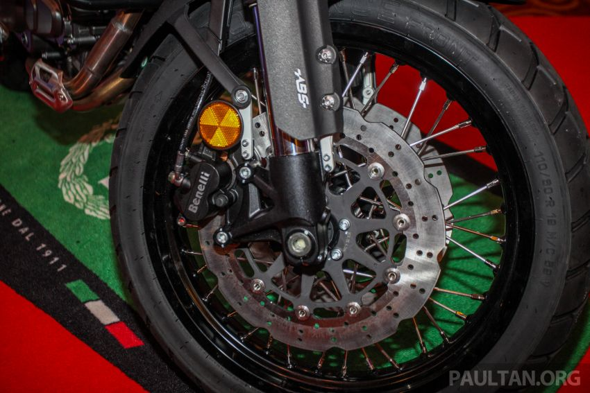 2019 Benelli Leoncino Trail scrambler, RFS150i Limited Edition <em>kapchai</em> and TRK 502X adventure previewed Image #860595