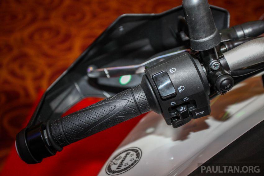 2019 Benelli Leoncino Trail scrambler, RFS150i Limited Edition <em>kapchai</em> and TRK 502X adventure previewed Image #860586