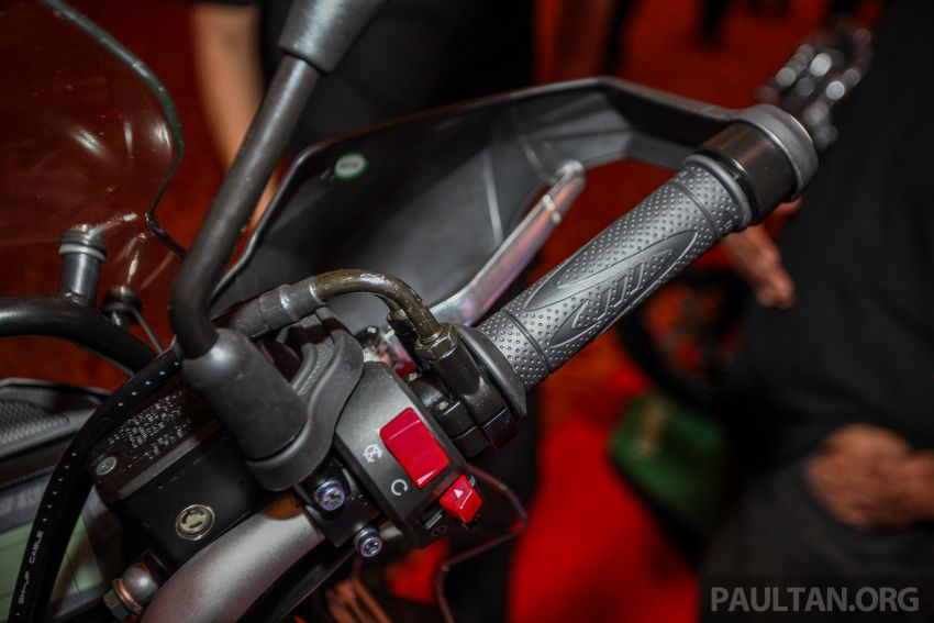 2019 Benelli Leoncino Trail scrambler, RFS150i Limited Edition <em>kapchai</em> and TRK 502X adventure previewed Image #860587