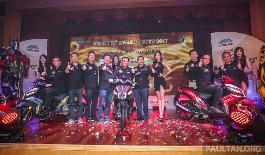 Benelli VZ125i dilancar – Malaysia jadi negara pertama terima skuter 124 cc EFI jenama itu, harga dari RM5.3k Image #859302