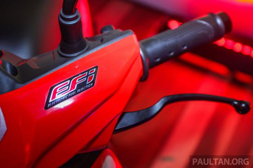 Benelli VZ125i dilancar – Malaysia jadi negara pertama terima skuter 124 cc EFI jenama itu, harga dari RM5.3k Image #859294