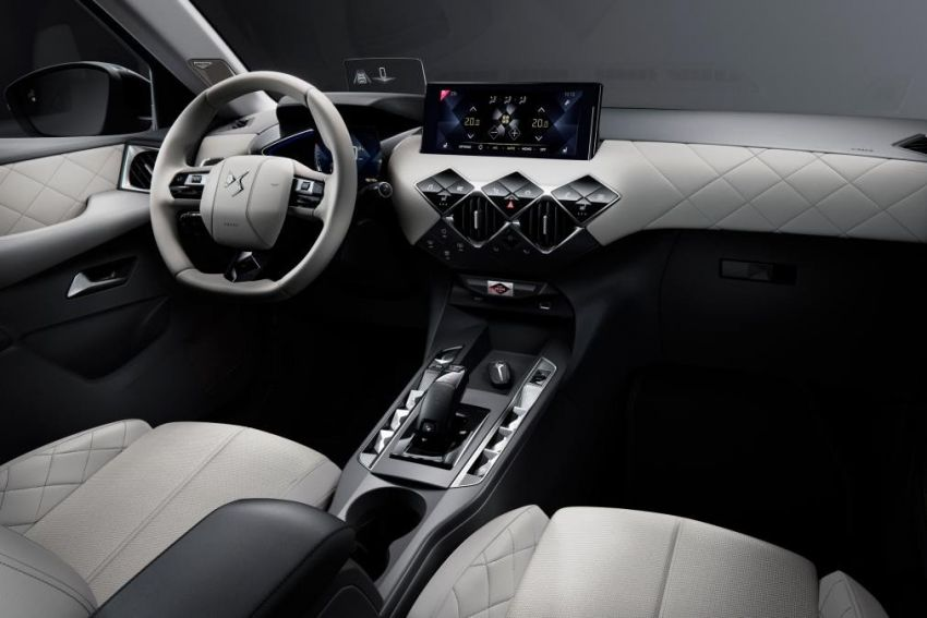 DS3 Crossback gets leaked ahead of official premiere Image #860554