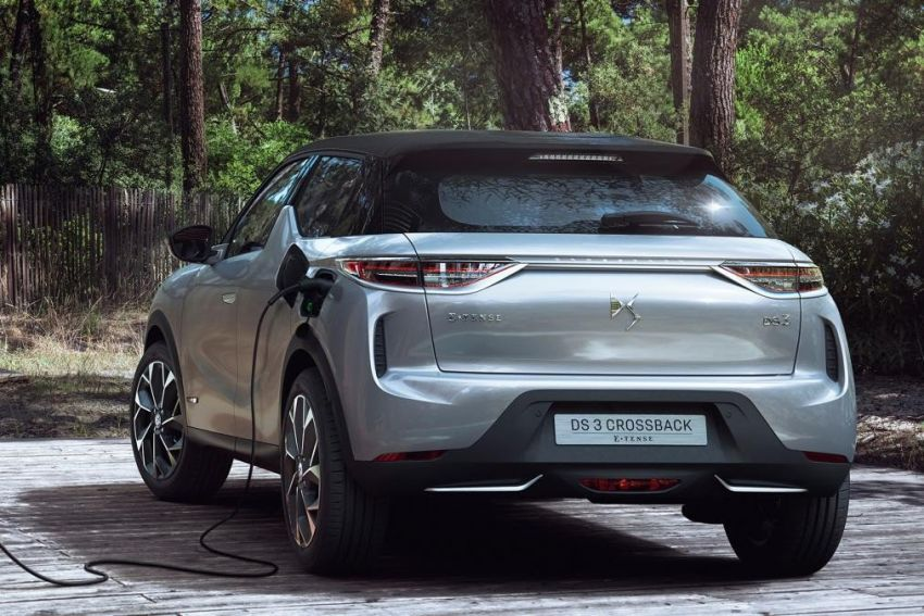 DS3 Crossback gets leaked ahead of official premiere Image #860555