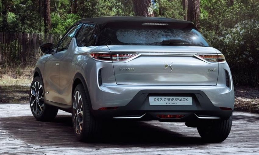 DS3 Crossback gets leaked ahead of official premiere Image #860547