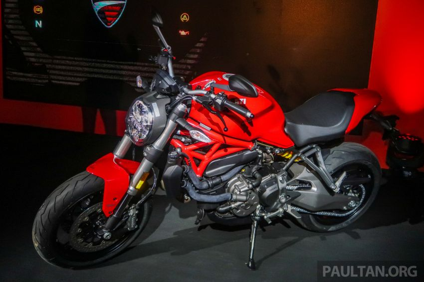 Ducati Malaysia triple launch – 2019 Ducati Panigale V4, Multistrada 1260 S, Monster 821, from RM69k Image #864844