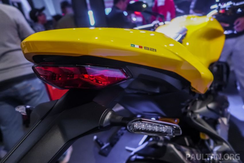 Ducati Malaysia triple launch – 2019 Ducati Panigale V4, Multistrada 1260 S, Monster 821, from RM69k Image #864852