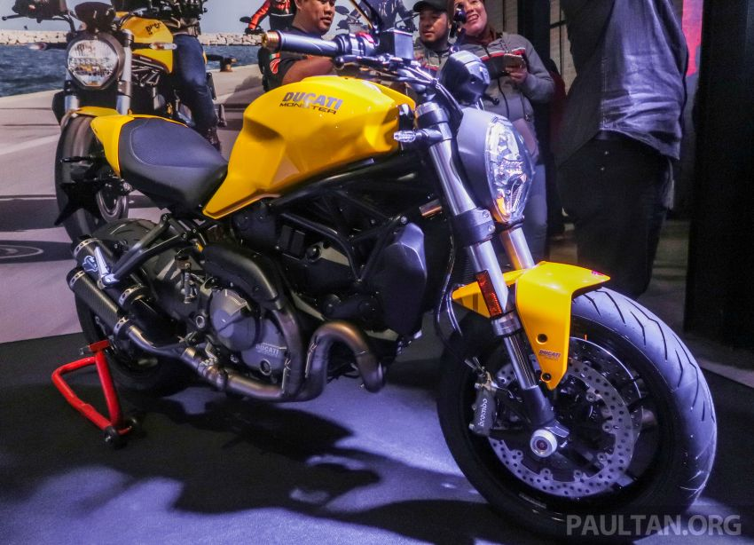 Ducati Malaysia triple launch – 2019 Ducati Panigale V4, Multistrada 1260 S, Monster 821, from RM69k Image #864845