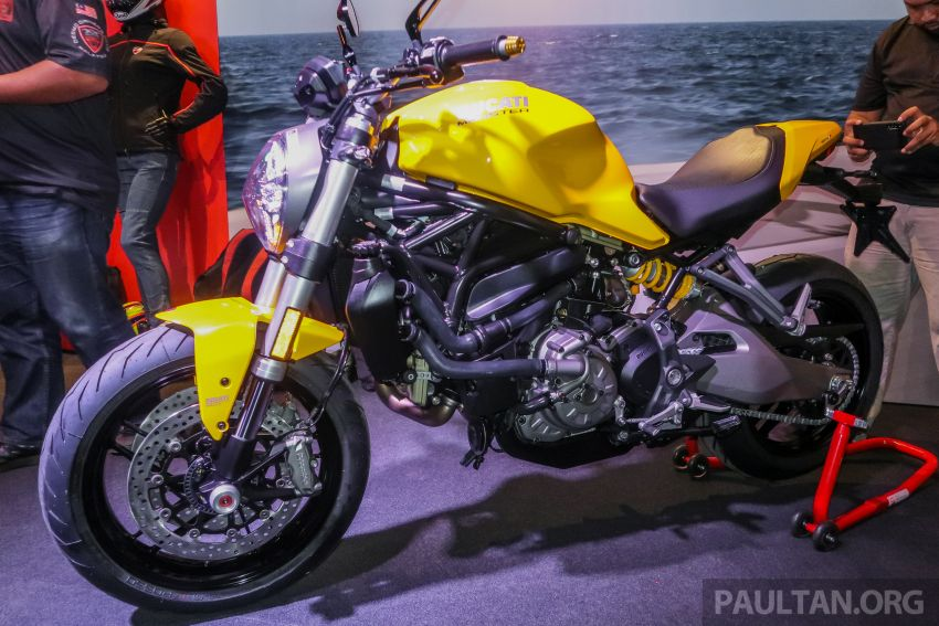 Ducati Malaysia triple launch – 2019 Ducati Panigale V4, Multistrada 1260 S, Monster 821, from RM69k Image #864846