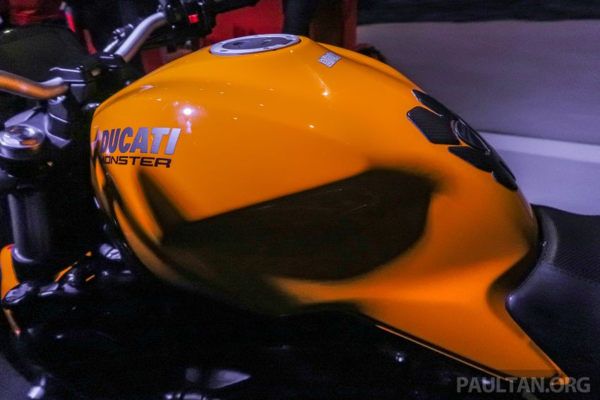 Ducati Malaysia triple launch – 2019 Ducati Panigale V4, Multistrada 1260 S, Monster 821, from RM69k Image #864850