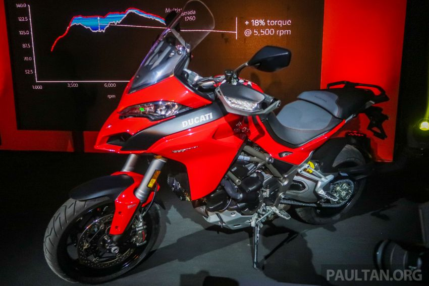 Ducati Malaysia triple launch – 2019 Ducati Panigale V4, Multistrada 1260 S, Monster 821, from RM69k Image #864859