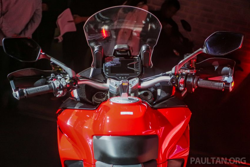 Ducati Malaysia triple launch – 2019 Ducati Panigale V4, Multistrada 1260 S, Monster 821, from RM69k Image #864869