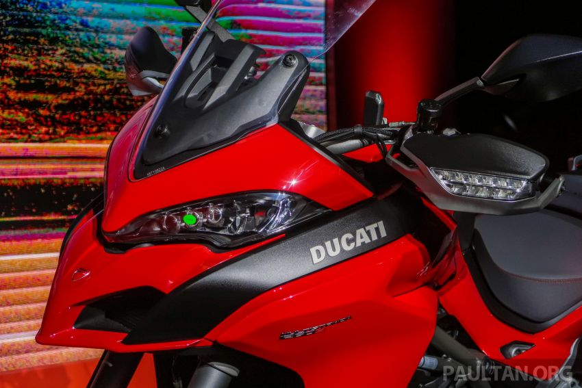 Ducati Malaysia triple launch – 2019 Ducati Panigale V4, Multistrada 1260 S, Monster 821, from RM69k Image #864880