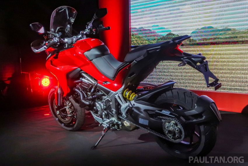 Ducati Malaysia triple launch – 2019 Ducati Panigale V4, Multistrada 1260 S, Monster 821, from RM69k Image #864860