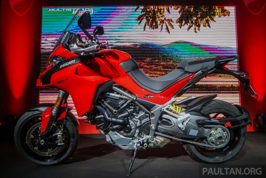 Ducati Malaysia triple launch – 2019 Ducati Panigale V4, Multistrada 1260 S, Monster 821, from RM69k Image #864861